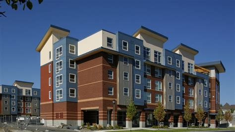 university appartments gonzaga university kennedy apartments dci engineers