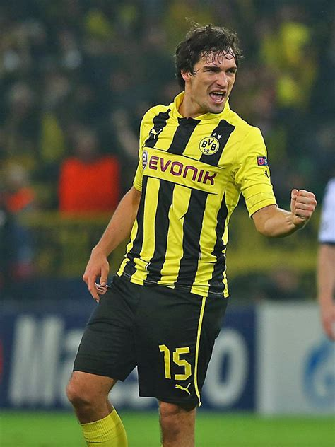 Mats Hummels News by Hummels Quot I M A Borussia Player Through And Through