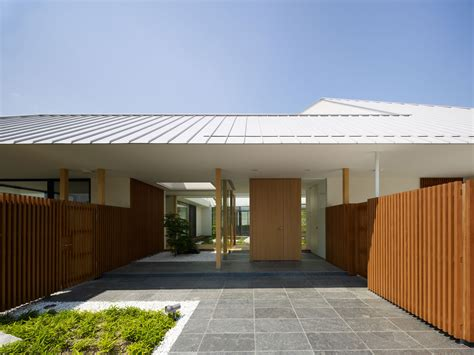 home architect design house in sanbonmatsu designed by hironaka ogawa