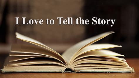 I To Tell The i to tell the story logo 2 copy crosspoint