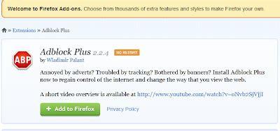 membuat iklan pop up cara memblock menghilangkan iklan atau pop up browser yang