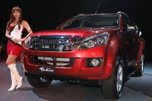 all new cars for 2015 2016 isuzu d max released with turbo diesel
