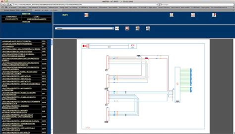 renault dacia logan 2008 gt schemi elettrici wiring diagrams