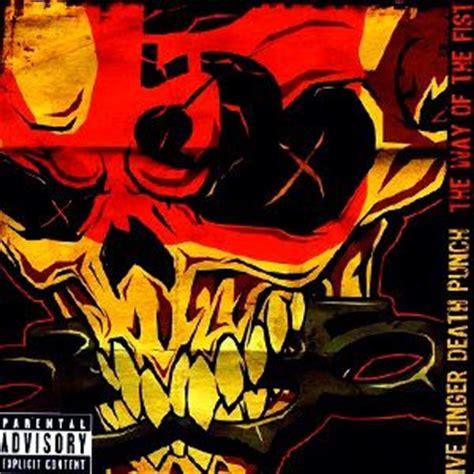 five finger death punch from out of nowhere letras de canciones letra de the devil s own live
