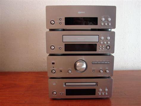 denon udra f10 shelf stereo system cd cassette 220v