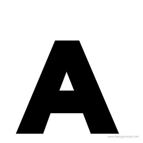 Bold Printable Alphabet Letters | bold alphabet gallery free printable alphabets letter