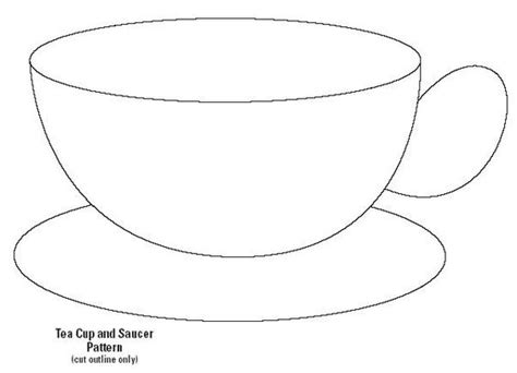 pop up coffee cup card cutout template teapot cut out template hanging mobile and my