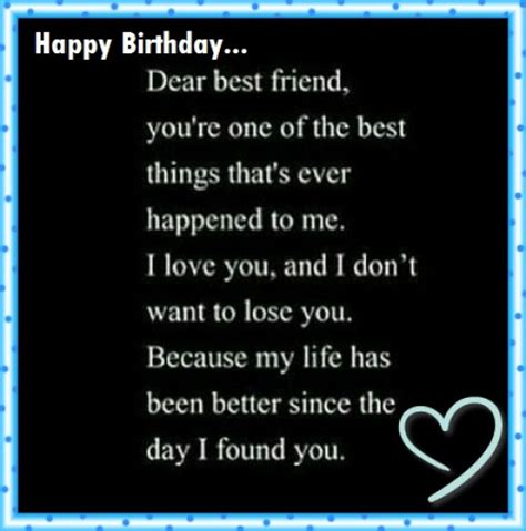 thank you letter to childhood friend happy birthday letter to my best friend