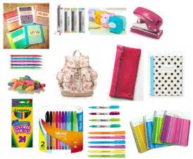 Office Supplies You Need For College My School Supply It List School School