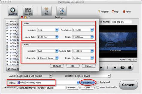 imovie format dvd player import dvd to imovie importing dvd to imovie support mpeg