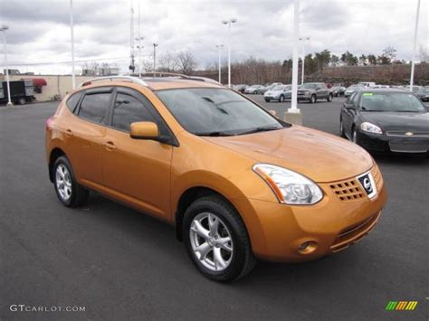 orange nissan rogue 2008 nissan rogue sl autos post