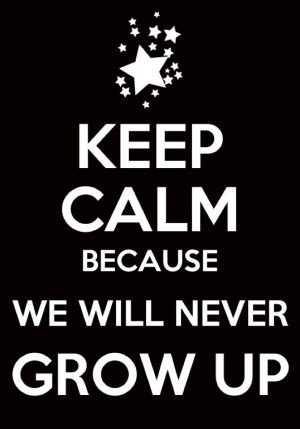 peter pan never grow up quotes quotesgram never grow up quotes quotesgram