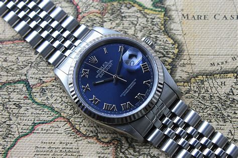 Rolex Date Just Wg For rolex datejust st wg ref 16234 year 1990 momentum