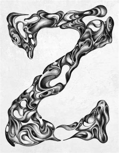 Letter Z Drawing by Letter Z Drawing By Grezak On Deviantart