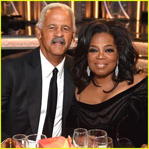 oprah winfrey partner oprah winfrey s partner stedman graham joins her at golden