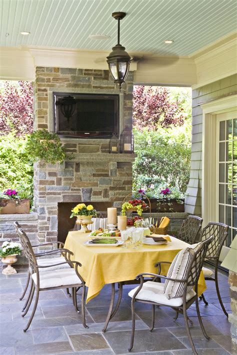 tv outside patio placing a tv your fireplace a do or a don t betterdecoratingbiblebetterdecoratingbible