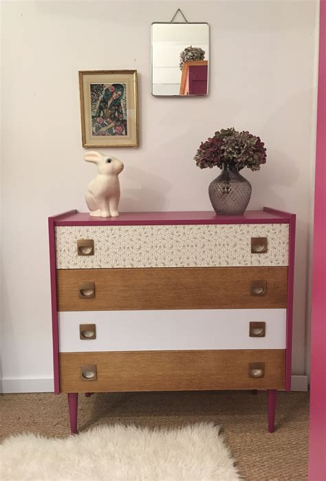 Commode Vintage by Commodes Vintage Relooking De Meubles Lilibroc