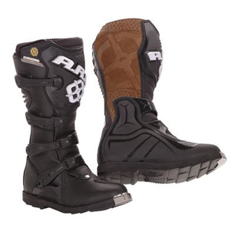 dirt bike riding boots mens arc corona 2012 motocross dirt bike riding boots mens ebay
