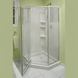 Bathroom Shower Kits Corner Shower Kits As Bathroom Necessities De Lune