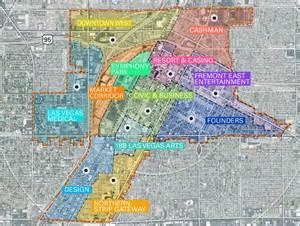 Las Vegas Zoning Map by Las Vegas Is Proposing A New Downtown Master Plan