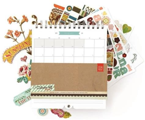 calendar kit sale basic grey 2015 calendar kits