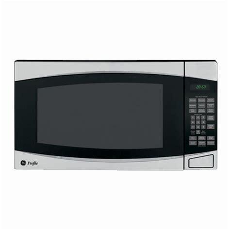 Ge Microwave Countertop by Ge Peb206csnss Profile 1100 Watt Countertop Microwave
