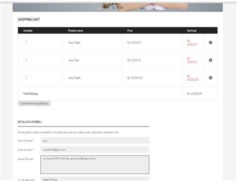 membuat website toko online dengan codeigniter source code toko online dengan codeigniter verly share