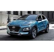 Hyundai Kona Is Based On A Brand New Platform As Kia Stonic And