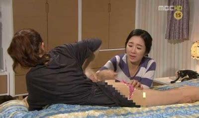 Celana Dalam Leggs ups syuting drama celana dalam baek jin hee kelihatan korea vaganza