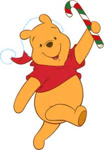 pooh christmas clipart clipart suggest