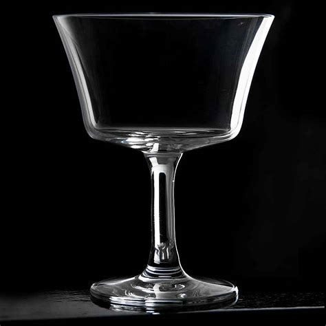 retro cocktail retro fizz cocktail glass 20cl vintage stemware