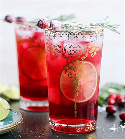 sparkling christmas cosmo cocktail best 25 winter cocktails ideas on drink drinks and