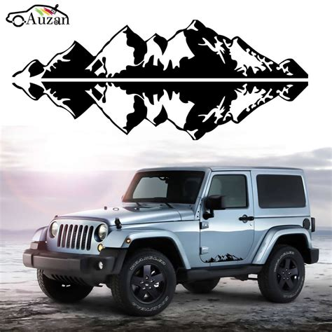 mountain jeep decals online buy wholesale jeep mountain decal from china jeep