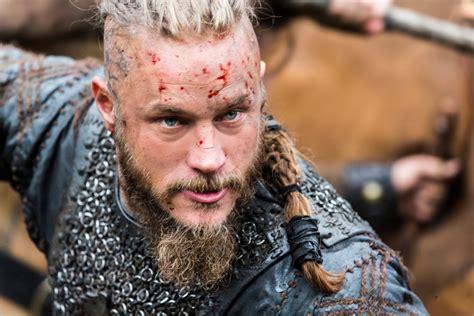is travis fimmels hair real in vikings the vikings ragnar lothbrok youtube