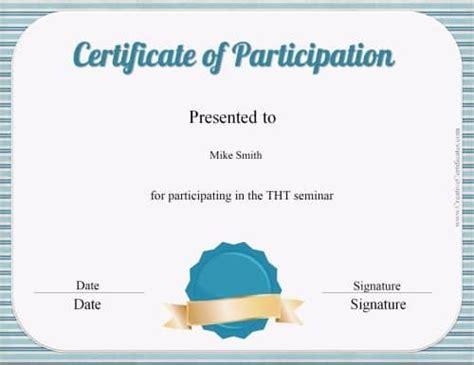 printable certificates of participation cactusdesigners com