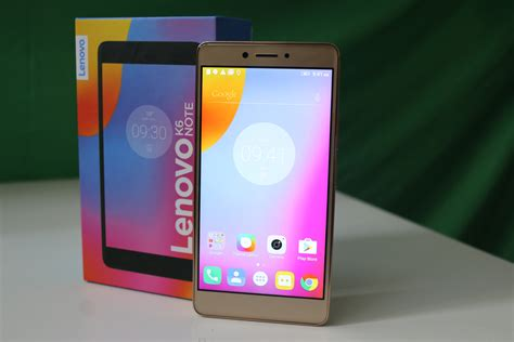 Lenovo K6 Note Ori Garansi Tam lenovo k6 note unboxing review gaming and benchmarks gadgets to use