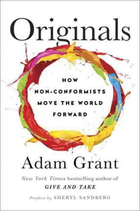 Originals By Adam Grant originals adam grant 9780525429562