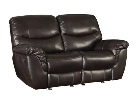 motion loveseat with console motion loveseat w console 2 gliders 601292 reclining