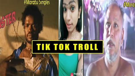 musically troll tamil tik tok troll youtube