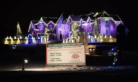 1 million lights in elburn display that earned tv spot