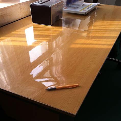 nappe pour table en verre nappe transparente epaisse pour table