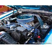 1969 Mustang Fastback Engine