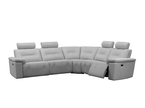 elran sectional elran recliner sectional images