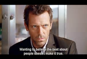 House Quotes House M D On Pinterest Hugh Laurie House Md And