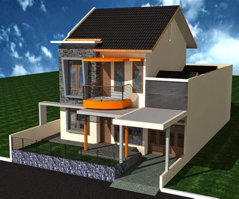 desain gambar unik gambar desain rumah minimalis dengan model teras unik