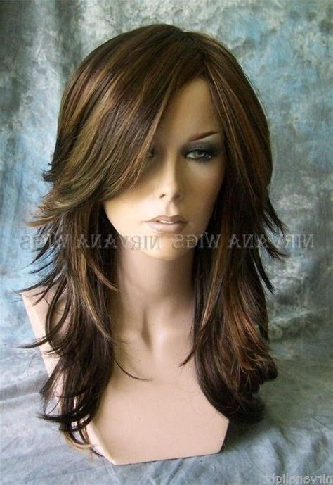 long hair with short layers on top 15 best ideas of long hairstyles with short layers