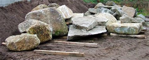 Findlinge Preis Pro Tonne bruno krauss collection findlinge und bruchsteine aus