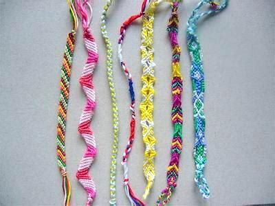 How To Make Friendship Bracelets Basic Diagonal Stripe