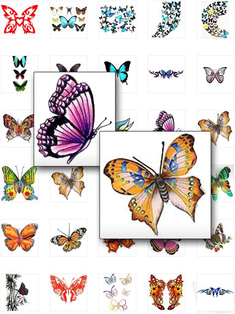 free butterfly tattoo designs to print doomain butterfly gallery