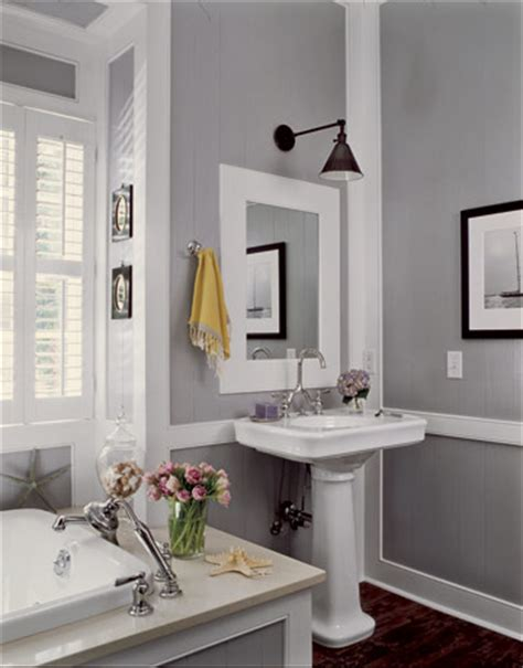 Grey And White Bathroom Decor by Bathroom Designs Grey And White Write